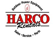 Harco Equipment Rentals