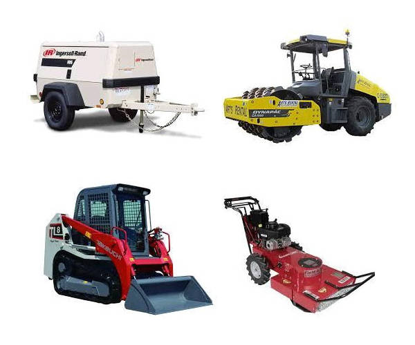 Equipment Rentals in the Atlanta Metro area