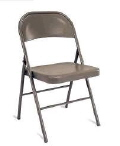 Rental store for CHAIR, FOLDING METAL in Buford GA