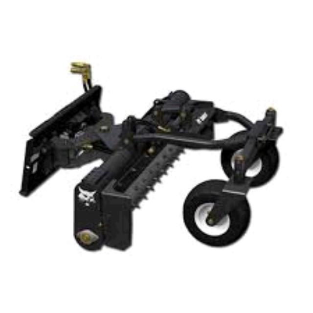 Where to find LOADER X, HARLEY RAKE MINI SKID in Buford