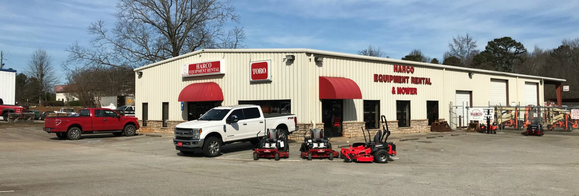 Construction Tool Rentals in Northeast Georgia